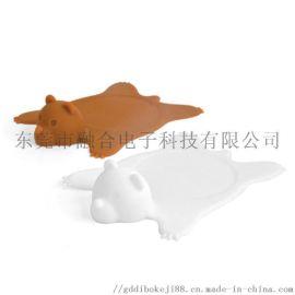 加厚隔热水杯垫,创意防滑硅胶垫子_硅胶垫