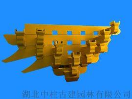 铝合金斗拱安装/不锈钢斗拱/古建金属斗拱生产厂家