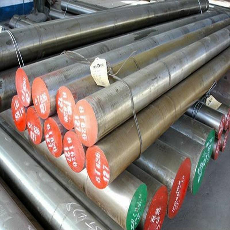 供應37SiMn2MoV合金結構鋼 圓鋼鋼板無縫管