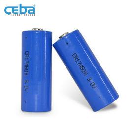 手电筒摄像机锂锰电池CR17450H一次性电池3V