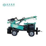 HF510T牽引式水井鑽機,液壓拖車式水井鑽機