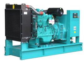 300kw康明斯电力柴油发电机 户外移动式防雨棚