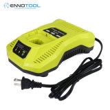 適用於18V利優比電動工具電池充電器P117