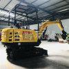 新款水利施工小型挖掘机厂家 工程农用履带式小挖机