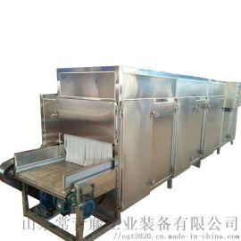 肉苁蓉茶清洗风干设备 切片肉苁蓉多层烘干机