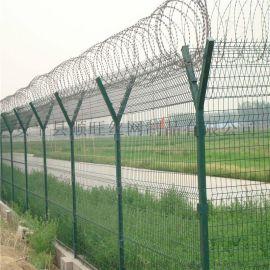 厂家直销机场护栏 镀锌护栏 码头护栏网