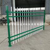 学校锌钢护栏 小区锌钢护栏 黑色锌钢护栏