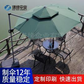 上海现货户外大遮阳伞庭院罗马岗亭伞沙滩伞太阳伞批发