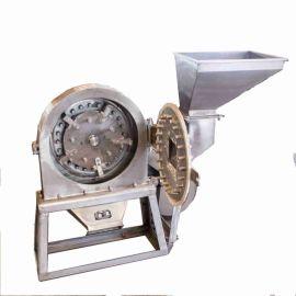山东除尘式不锈钢杂粮磨粉机设备 五谷磨面机