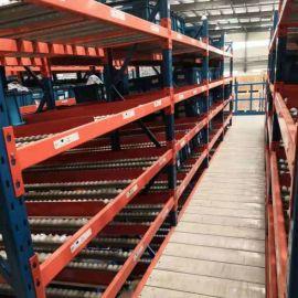 聊城组装式阁楼货架双层货架定做优质服务