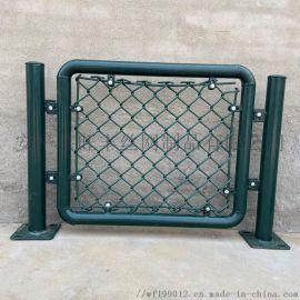 浸塑铁丝网 包塑勾花网的生产及销售