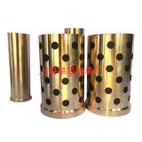 上海石墨铜套 高力黄铜衬套无油自润滑轴承耐磨