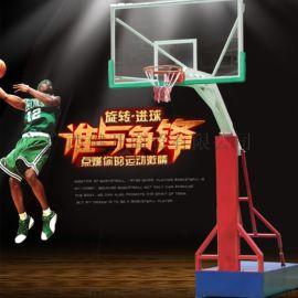广西南宁仿液压篮球架多少钱