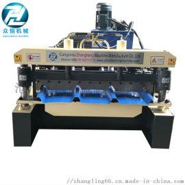980单层压瓦机 980加宽瓦机 彩钢板压瓦机