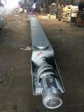 螺旋输送机 碳钢焊接 来图定制 U型 管子型