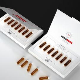 营养液包装定做 翻盖盒包装定做 医美包装定做