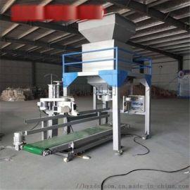 粮食颗粒定量包装秤DSC60双秤自动包装机