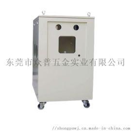 东莞定制钣金机箱机柜外壳加工众普五金不锈钢铸造铸件