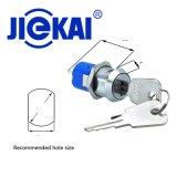 JK2811 電源鎖 開孔19mm 美容儀器鎖