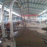 管链输送机生产厂家排名 不锈钢管链板输送 Ljxy