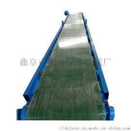 无动力辊筒线 pvc环形挡板输送带 LJXY 床垫