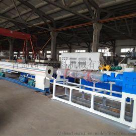 青岛超丰PVC下水管生产设备 塑料落水管生产线厂家