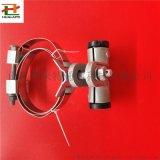 電杆用ADSS切線線夾不鏽鋼扎帶固定