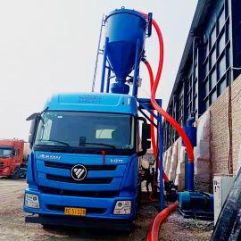 通畅生产负压吸灰设备 自吸式粉煤灰装车机