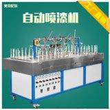 一涂一烤全自动喷漆线自动生产线厂家按需定制