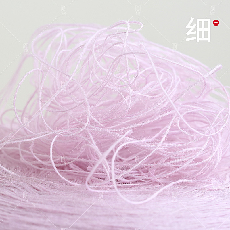 【志源】厂家批发保暖性好70羊毛30尼龙有色羊仔毛 16支羊仔纱