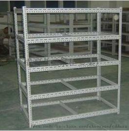 成都万能角钢货架_专属角钢货架角钢展示架厂家_定制