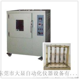 三工位电线热延伸试验装置