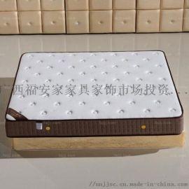 折叠拆洗式棕垫 崇左乳胶弹簧家具 凭祥围麻孔配垫