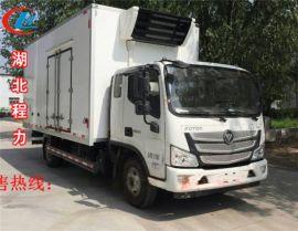 国六福田欧马可冷藏货车,河南濮阳市哪里卖
