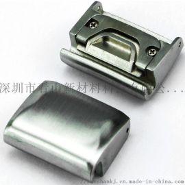 适用于佳明fenix 5 5x5s手表带不锈钢快拆连接器表扣头粒佳明头粒