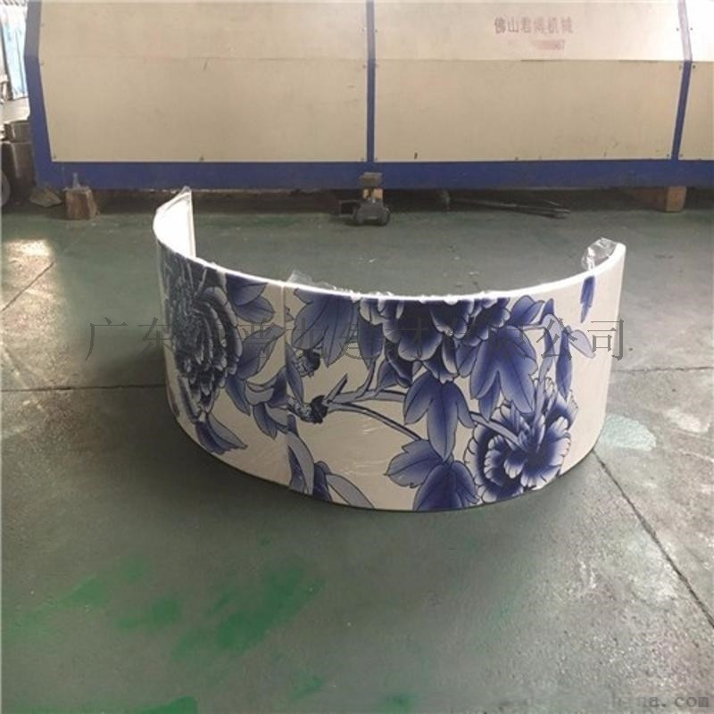 室外包柱烤漆铝单板材料厂家