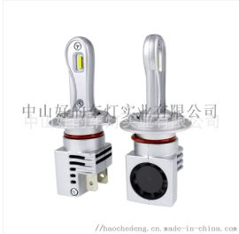 新款LED汽车大灯 大功率LED车灯 直插式