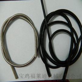 穿线软管厂家包塑不锈钢软管 Φ32规格蛇皮穿线软管