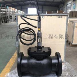 蒸汽溫度調節閥_ZZW型自力式溫度控制閥