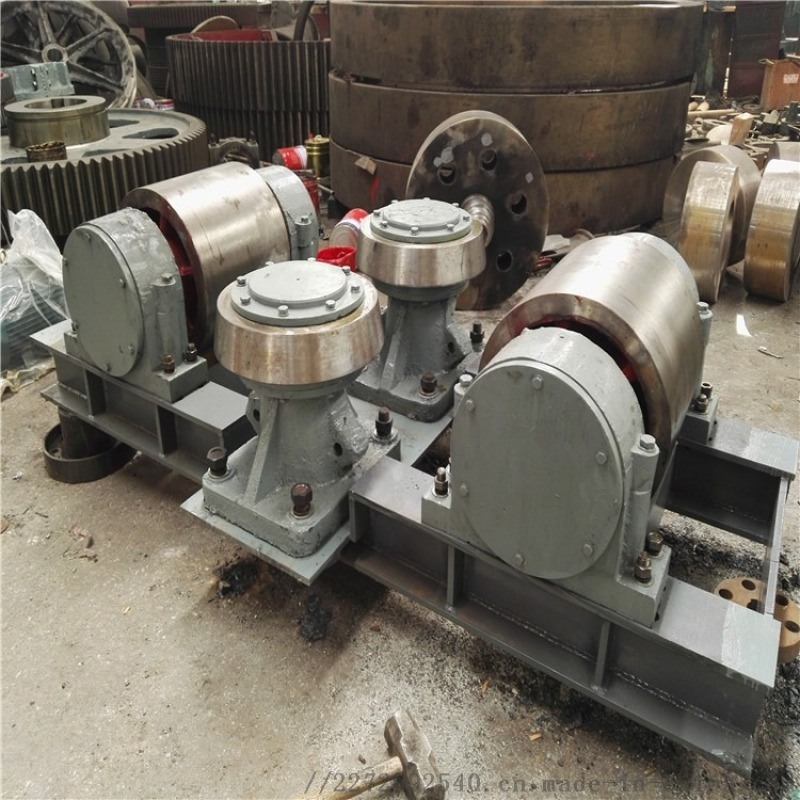 1.8x22米活性炭转炉托轮活性炭转炉滚圈
