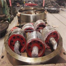 700回转式2.2米滚筒烘干机托轮