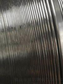 佛山生产供应304磨圆边不锈钢带、直条厂家直销