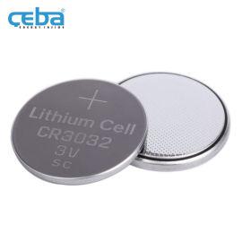 数码产品发光玩具纽扣电池3V锂锰CR3032电池