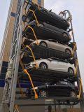 浙江紹興三層機械立體車庫出租智慧機械立體車庫