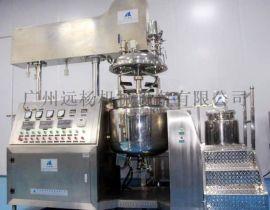 化妆品生产机械——大型真空加热乳化设备(A2)