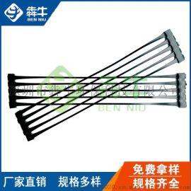 深圳100KN拉伸强度高单向拉伸塑料土工格栅