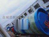 小區地埋式一體化預製泵站廠家  一體化污水提升泵站