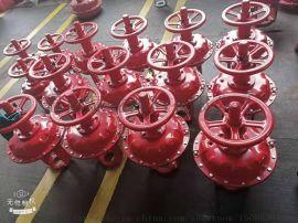 气动薄膜执行器带手轮ZHA(B)气动执行器