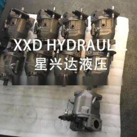 新闻:A10VSO18DR液压泵