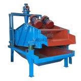 尾矿干排细沙回收高频震动振动脱水筛